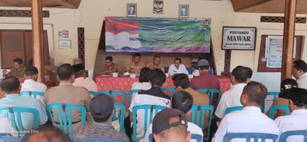 Musyawarah Perencanaan Pembangunan Desa (MUSREMBANG DESA) dalam Rangka Penyusunan RKP Tahun 2020